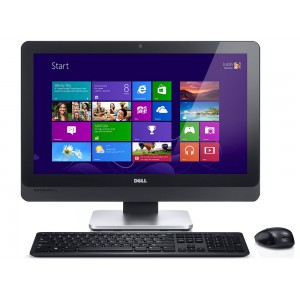 DELL ALL IN ONE 9020 CORE I5 THẾ HỆ 4 - 4670s   ( MÀN HÌNH 23IN FULL HD 1920X1080)