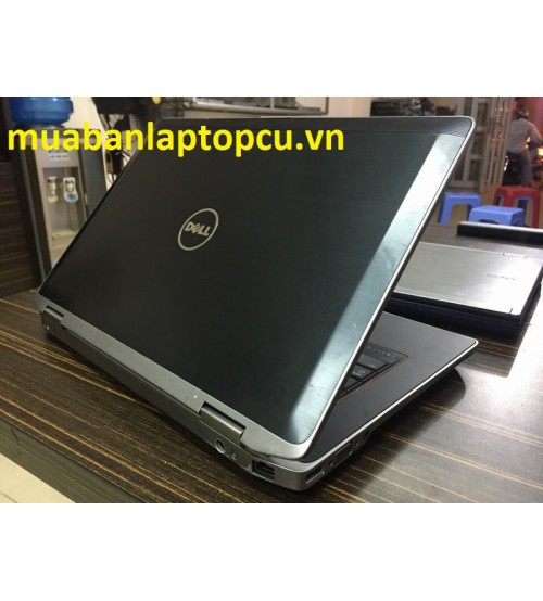 DELL Latitude E6420-Core i5-2520M-4GB-250GB-14.0 LED-Vỏ nhôm-VGA NVS 4200M