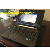 HP Elitebook Workstation 8560W-Core i7-8GB-500GB-Quardro 1000M 2GB-15.6 LED HD 1600