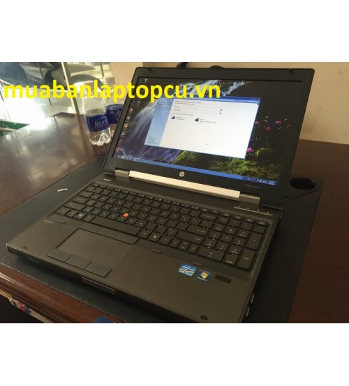HP Elitebook Workstation 8560W-Core i7-8GB-500GB-Quardro 1000M 2GB-15.6 LED HD 1600 -900