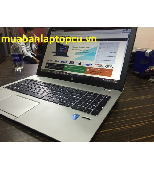 HP Envy 15-Core i7-4700MQ-8GB-1000GB-15.6 LED-Keyboard Led-Vỏ nhôm-Beast Audio-Win 8