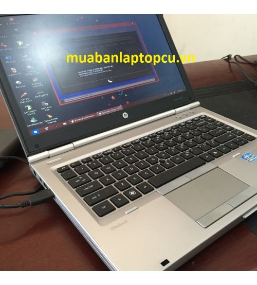 HP ELITEBOOK 8570p-Core i5-3320M-RAM 4Gb-HDD 250Gb- HD Graphics 4000-Vỏ nhôm