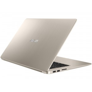 Asus Vivobook X407UA-Core i5-gen 8th -4GB-SSD128 + 1000 GB- Intel UHD Graphics 620 (new 99%), Màu gold sang trọng